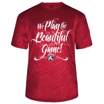 Beautiful Game - Youth EMBOSSED TEE Thumbnail
