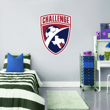 Crest - Wall Decal 36