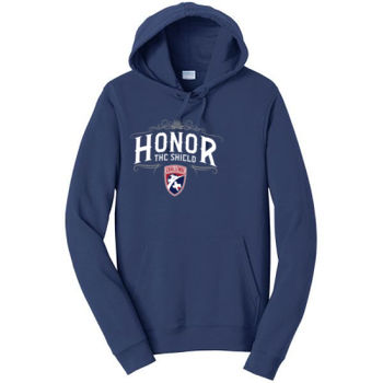 Honor - Adult Fleece Hoodie Thumbnail