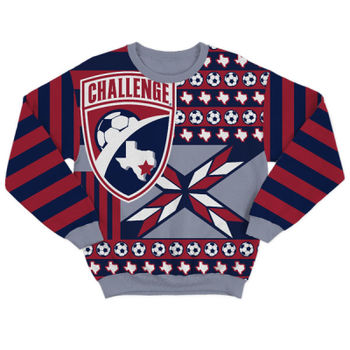 Challenge Chevron Ugly Sweater Thumbnail